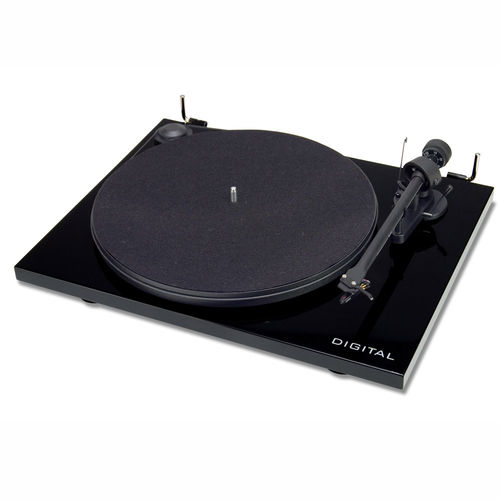 Pro-Ject Essential 2 DIGITAL levysoitin.