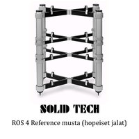 SolidTech Ros 4 Reference, hopeiset jalat