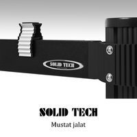 Solid Tech ROS 4 Reference mustat jalat