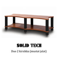 Solid Tech Radius Duo 2 mustat jalat