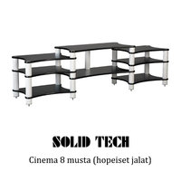 Solid Tech Radius Cinema 8 hopeiset jalat