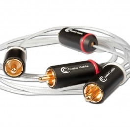 Crystal Cable Connect Piccolo Phono, 1 m.