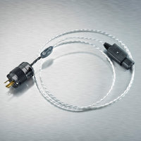Crystal Cable Power Reference AC > IEC virtakaapeli, 1 m.