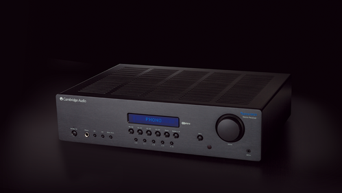 Cambridge Audio Topaz SR20 vahvistin.