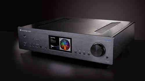 Cambridge Audio 851N DAC/verkkosoitin.