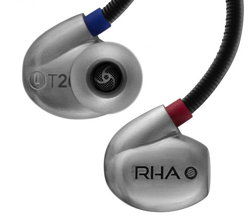 RHA T20 in-ear-kuulokkeet.