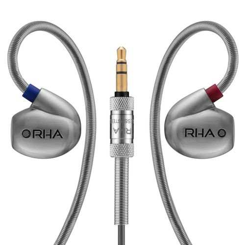 RHA T10 in-ear-kuulokkeet.