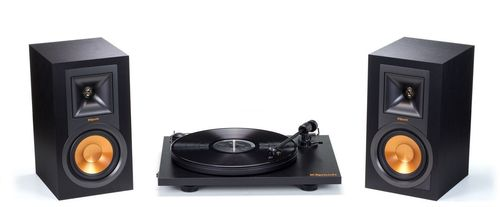 Klipsch R-15PM & Pro-Ject Primary ‐bundle.