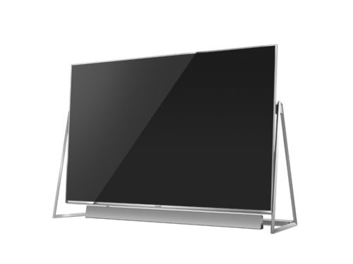 "Panasonic TX-50DX800E 50"" 4K 3D LED-televisio."