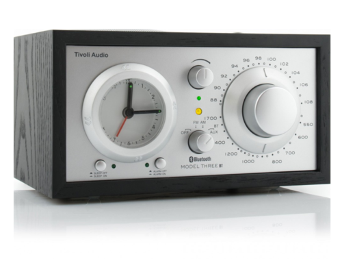 Tivoli Audio Model Three BT pöytäradio