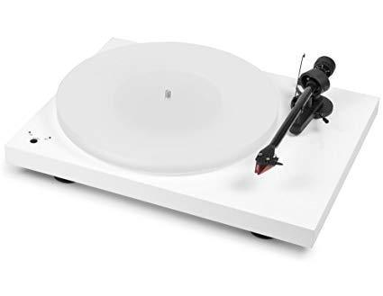 Pro-Ject Debut Carbon RecordMaster HiRes levysoitin