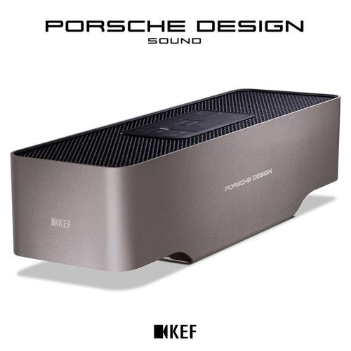 KEF GRAVITY ONE by Porsche design BT-kaiutin