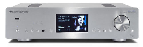 Cambridge Audio 851N, hopea messudemo