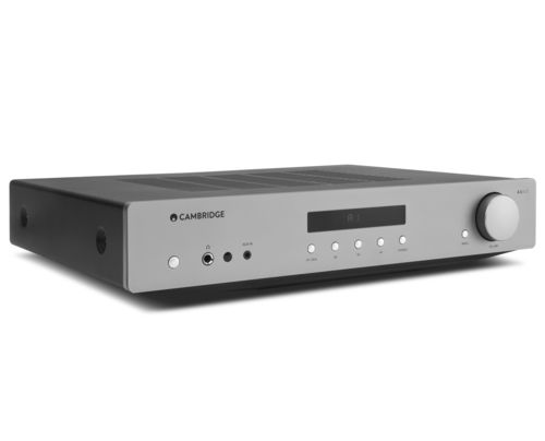 Cambridge Audio AXA35 stereovahvistin