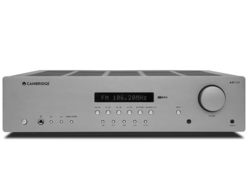 Cambridge Audio AXR100 viritinvahvistin
