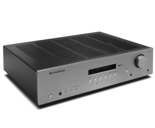 Cambridge Audio AXR85 viritinvahvistin
