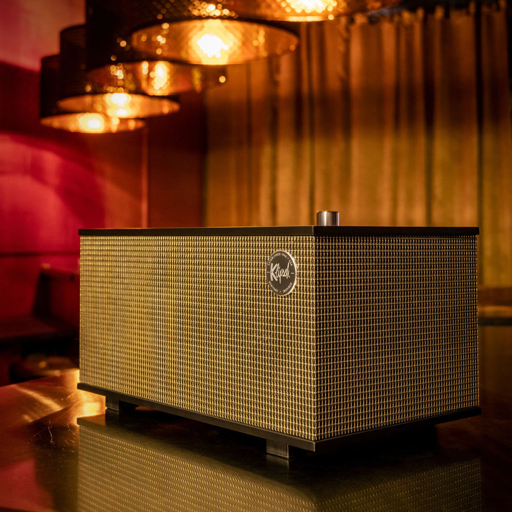 Klipsch The Three GVA Wifi-kaiutin